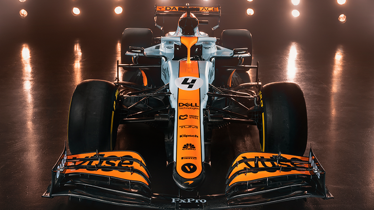 Check out the one-off look for McLaren at this year's Monaco GP from Thursday as they bring one of motorsport's most legendary colour schemes to F1
