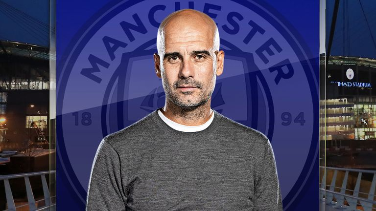 Pep and the power of the squad graphic