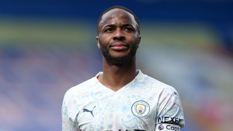 Raheem Sterling has been the target of social media abuse previously