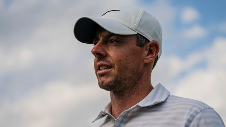 Rory McIlroy thrilled to be in contention in front of fans as he revels in Quail