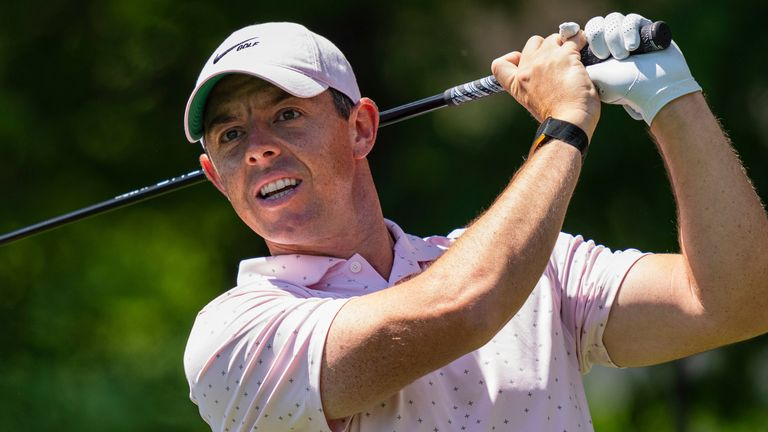 Highlights from the final round in North Carolina as Rory McIlroy ended a winless run dating back 18 months.