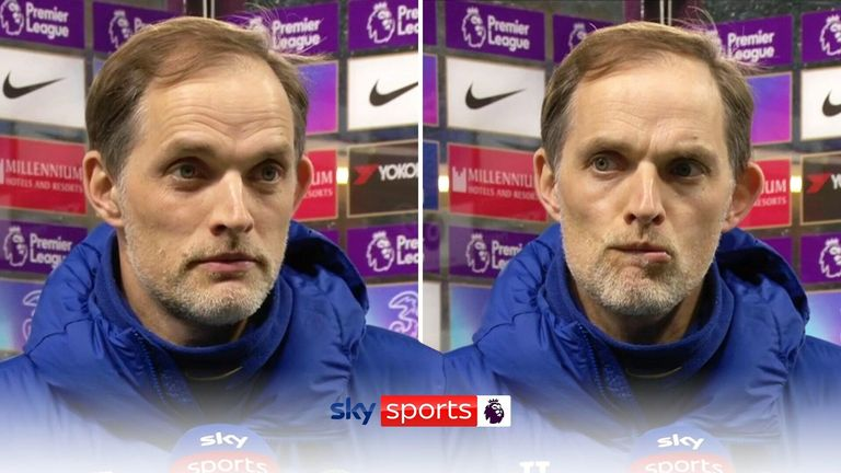 Thomas Tuchel post-match
