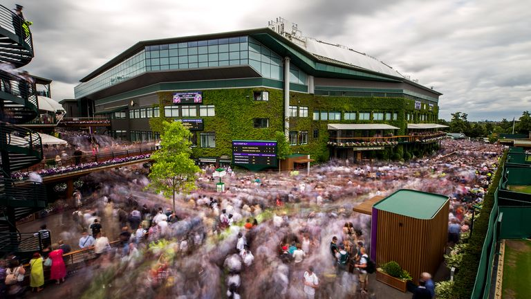 Wimbledon will be held from June 28 to July 11