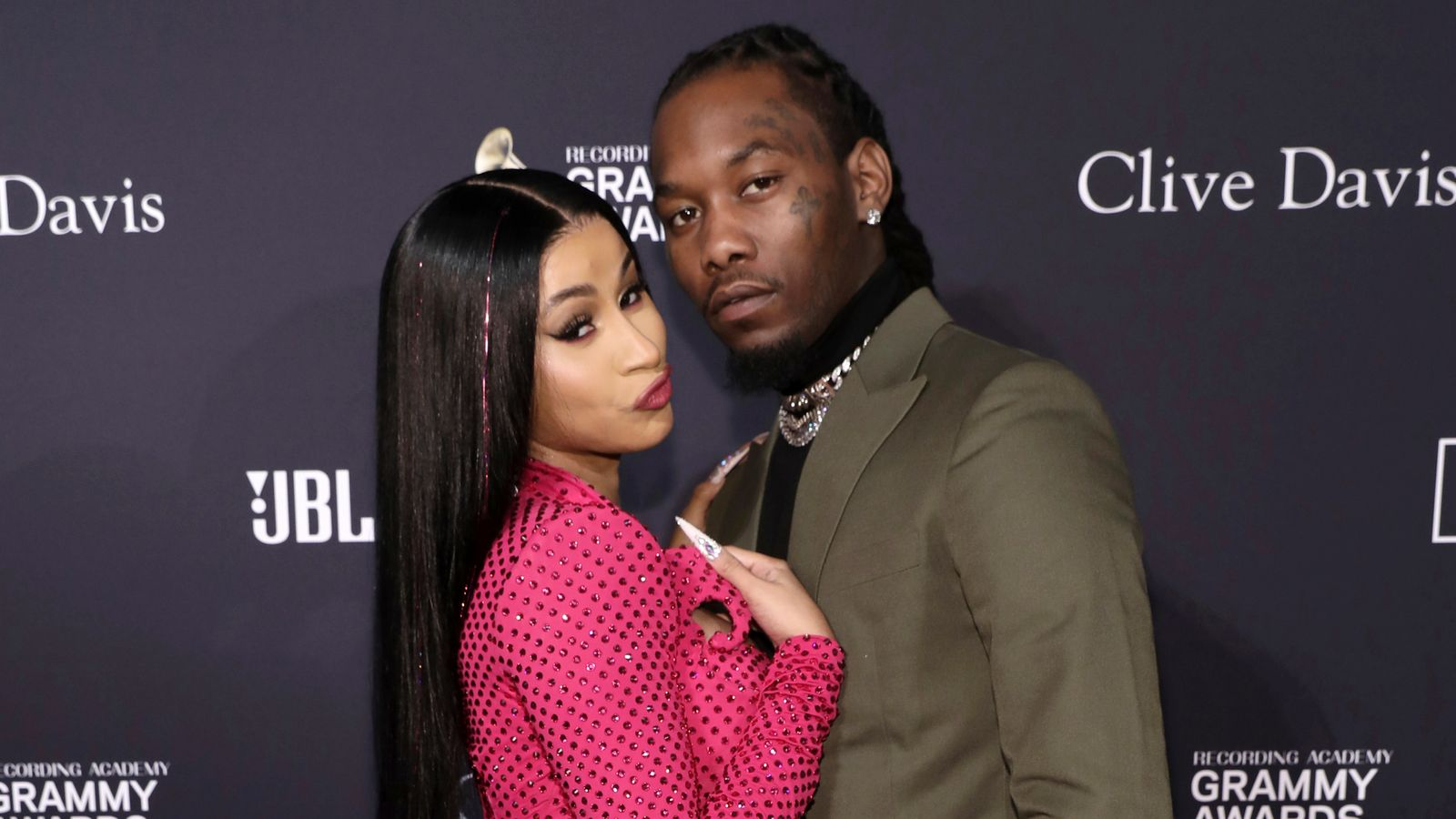 'We are so overjoyed': Cardi B gives birth to second child with Migos star Offset