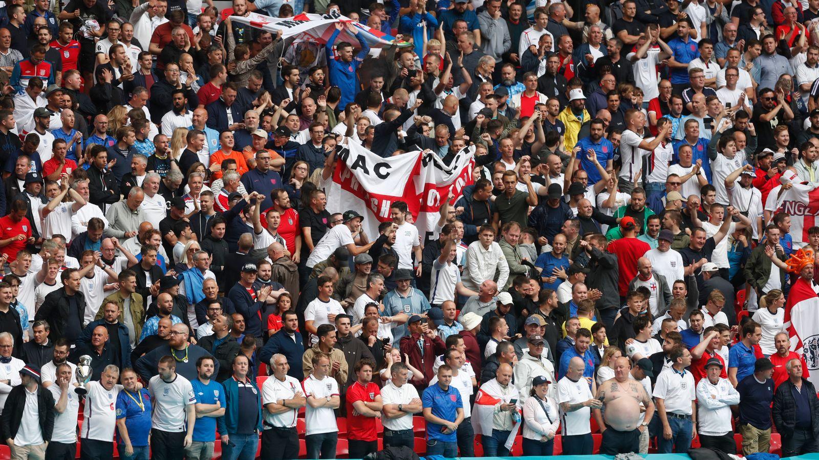 Euro 2020: Don't go to Rome for quarter-final against Ukraine, England fans warned