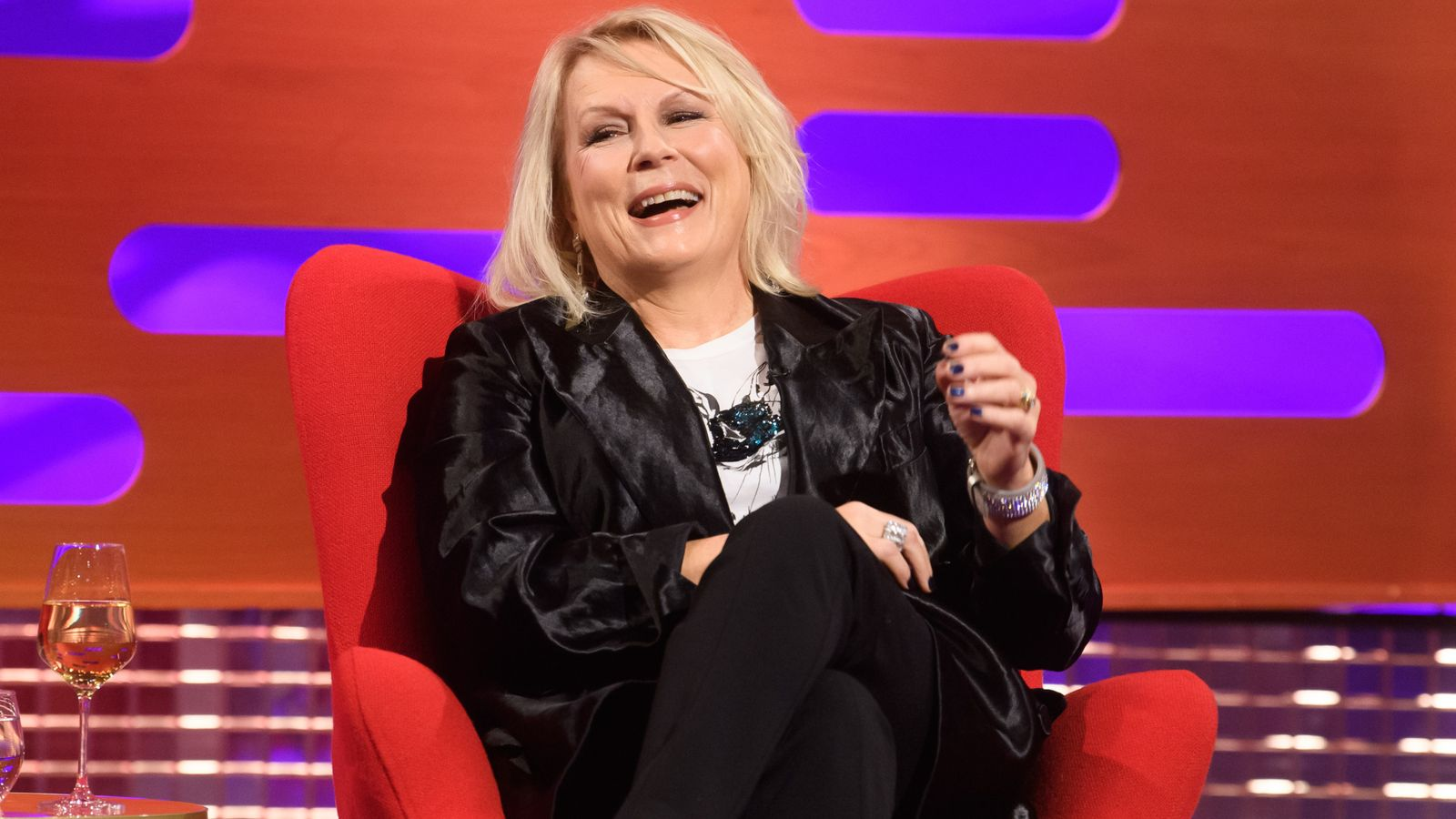 Jennifer Saunders says Absolutely Fabulous would not get made today 'because everything is sensitive'