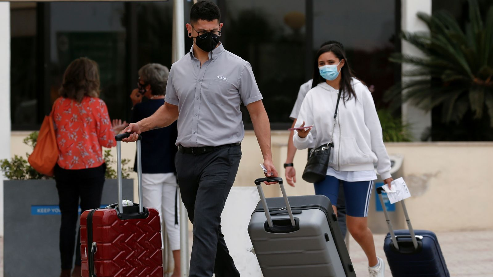 Malta says Britons without two jabs have to quarantine on arrival - after UK puts country on green travel list