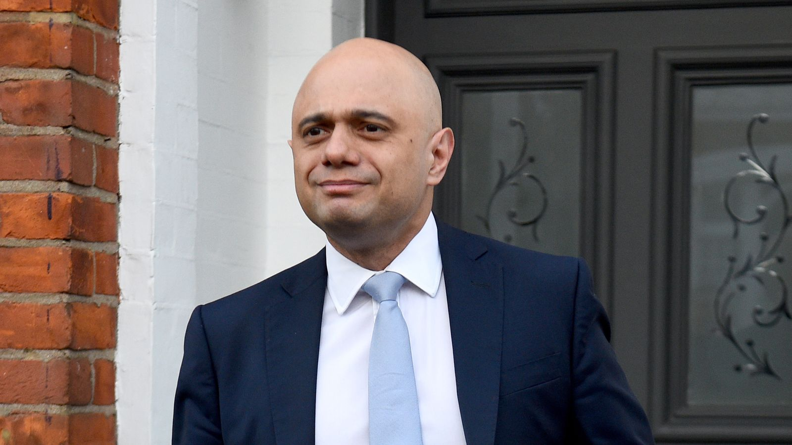 COVID-19: Sajid Javid criticised as 'insensitive' after telling people not to 'cower from' the virus