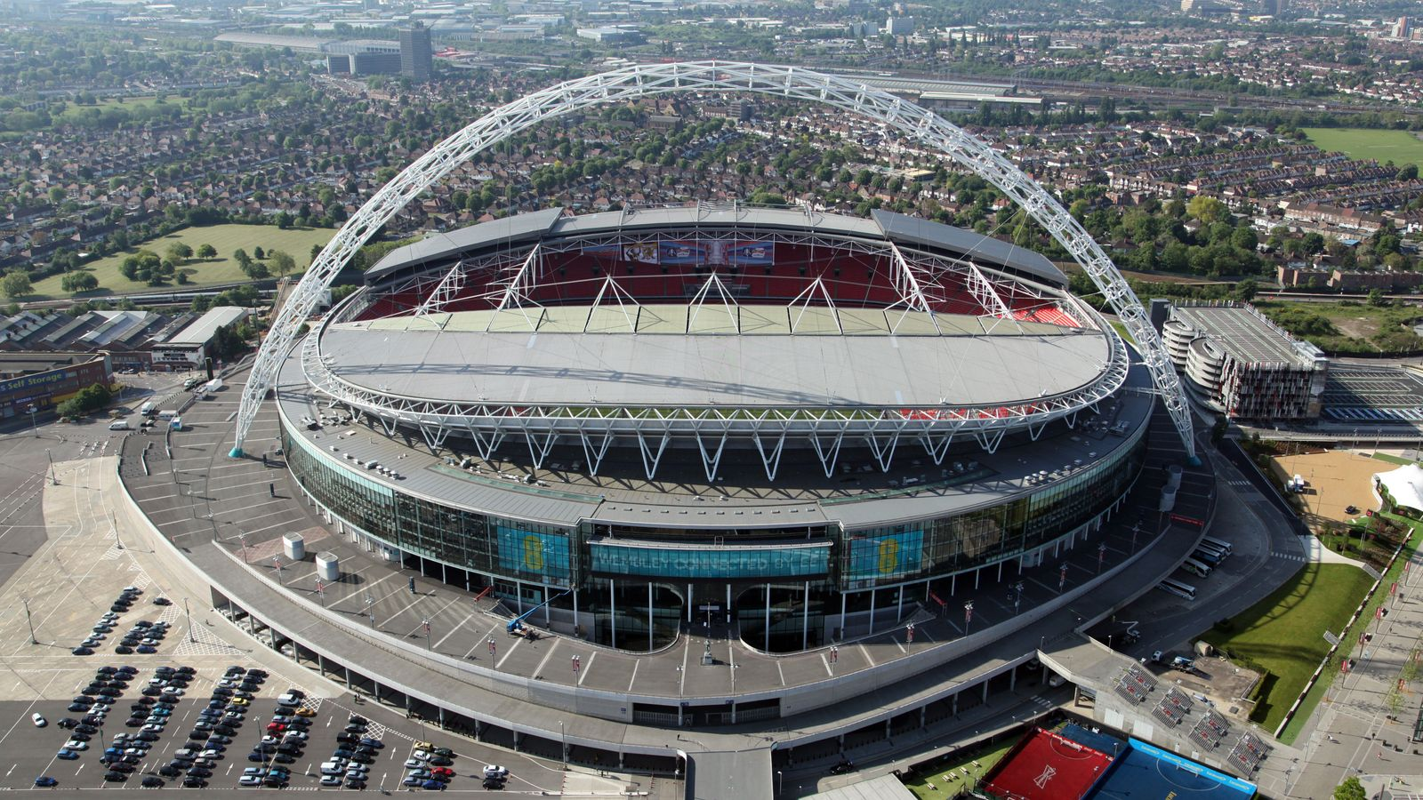 COVID-19: Vaccine passports or proof of negative test to be used at Wembley for Euro 2020 matches | UK News | Sky News