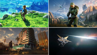 Fans are expecting sneak-previews for new games this weekend. Pics: Nintendo/Microsoft/Ubisoft/Bethesda