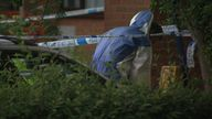 A man has been declared dead after a shooting in Milton Keynes