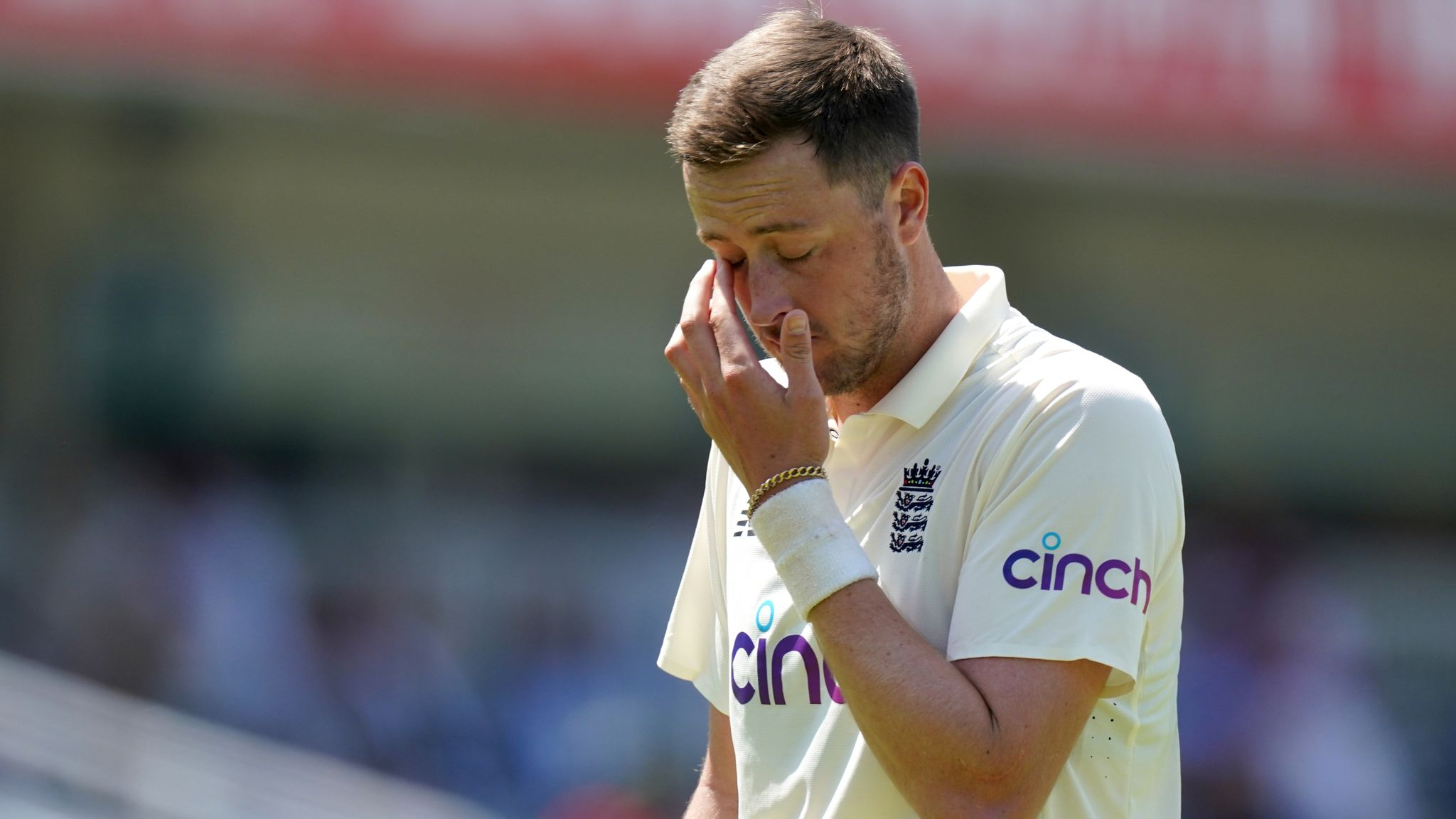 Ollie Robinson: Call for cricket board to rethink 'over the top' suspension  over old racist and sexist tweets | UK News | Sky News