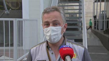 Pirelli: First investigations suggest debris