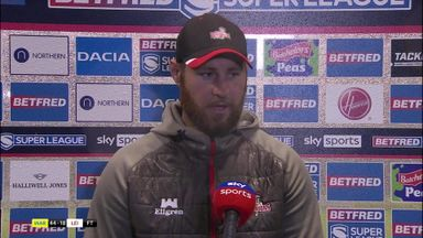 Haggerty: One win and things will change for us