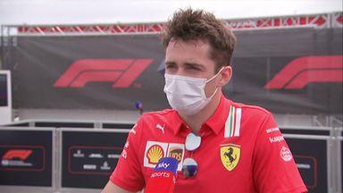 Leclerc expects Ferrari to drop back