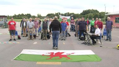 'Hair-raising' - The choir inspiring Wales