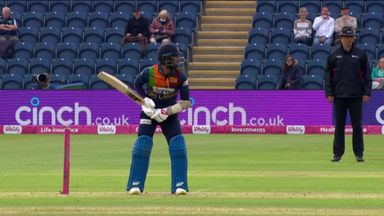 Mendis goes for 39
