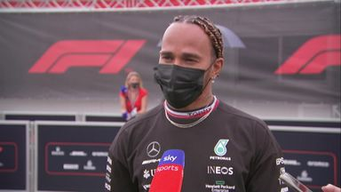 Hamilton: We know we can do better