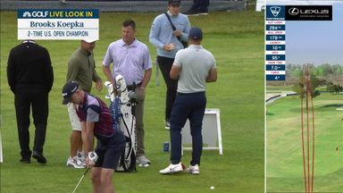 Was Koepka injured or acting ahead of US Open?