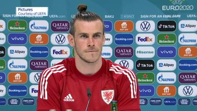 Bale: Wales now in a strong position