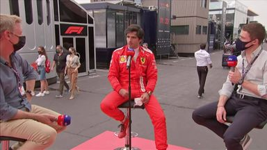Sainz: I nailed qualifying