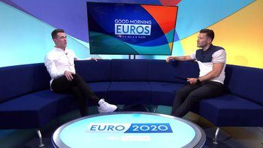 Jack talks Scotland team-mates in Q&A