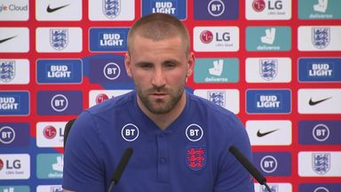 Shaw: England will be practising penalties