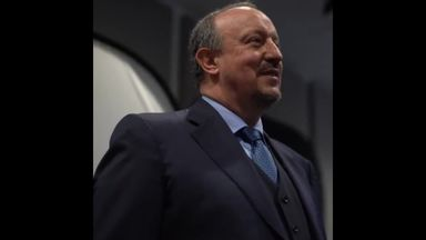 Rafa: I will give everything for Everton