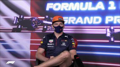 Verstappen unhappy with Pirelli explanation