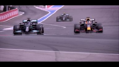 French GP: Race highlights