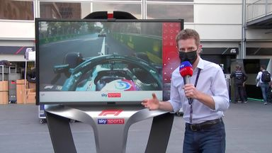Verstappen accident, Hamilton error analysed