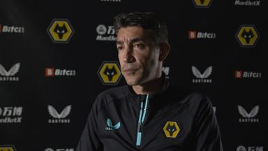 Lage: I want to continue Nuno's work