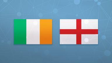 EuroHockey Ch'ships: Ireland v Engl