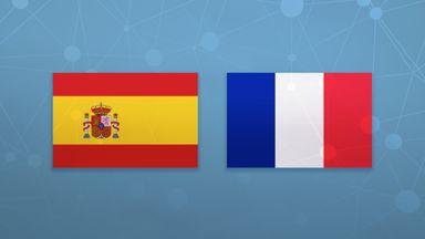EuroHockey Ch'ships: Spain v France