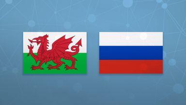 EuroHockey Ch'ships: Wales v Russia