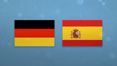 EuroHockey Ch'ships: Germany v Spai