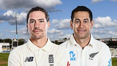 Eng v NZ 2nd Test D2 Hlts