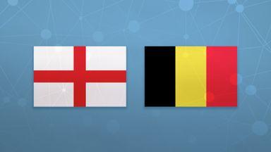 EuroHockey Ch'ships: England v Belg
