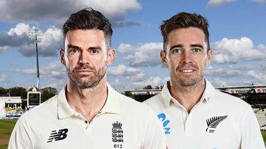 Eng v NZ 2nd Test D3 Hlts