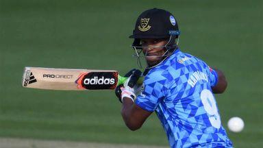 T20 Blast: Sussex v Hampshire (12.