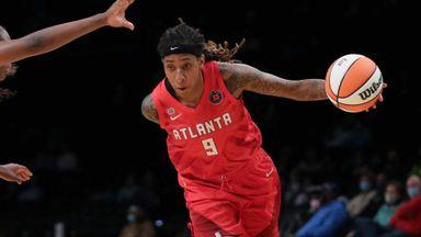 WNBA Game 4: Washington @ Atlanta