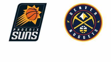 NBA Playoffs: Phoenix @ Denver