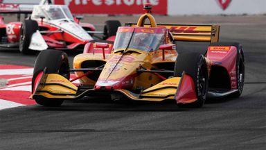 Detroit Grand Prix: Race 2 Hlts