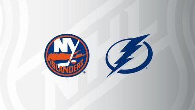NHL Playoffs - Islanders @ Lightnin