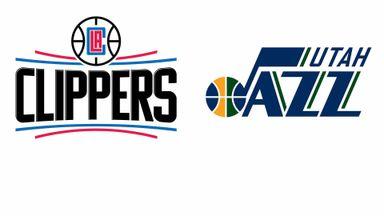 NBA Playoffs: LA Clippers @ Utah
