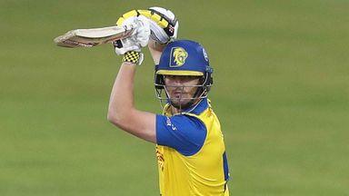 T20 Blast: Durham v Lancashire (17