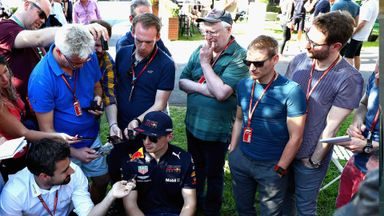 Australian GP: Paddock Walkabout