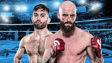 Peter Queally v Myles Price