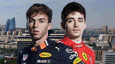 Azerbaijan F1 GP: Qualifying Hlts