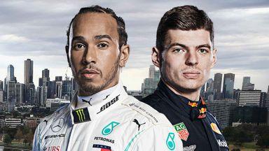 Australian F1 GP: Qualifying